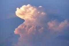 Cumuluswolken Stock Afbeeldingen
