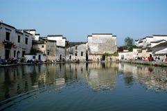 Cun de Hong, Anhui, China Fotos de archivo libres de regalías