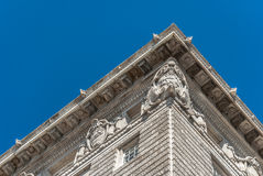 Cunard Building Detail Stock Images