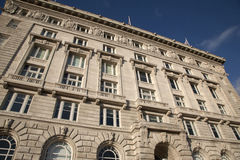 Cunard Building, Liverpool Royalty Free Stock Photography