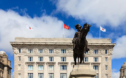 The Cunard Building Stock Photos