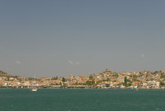 Cunda Island, Ayvalik, Turkey Royalty Free Stock Photos