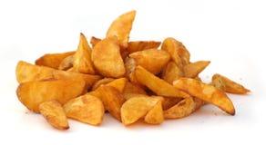 Cunei della patata Immagini Stock Libere da Diritti