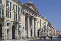Cuneo Royalty Free Stock Images