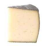 Cuneo del formaggio Immagine Stock