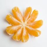 Cunhas da clementina Foto de Stock Royalty Free