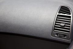 Cunicolo di ventilazione del condizionamento d'aria dell'automobile fotografie stock libere da diritti