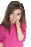 Cunning little girl Stock Image