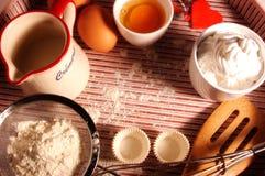 Cuocere Fotografia Stock Libera da Diritti