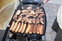 Cuocere di estate Immagini Stock