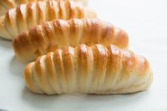 Cuocia il formaggio del pane immagine stock