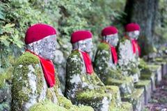 Cuocia Jizo Fotografia Stock
