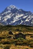 Cuoco di Mt della capanna della montagna Fotografie Stock Libere da Diritti