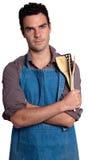 Cuoco di sfida Fotografie Stock