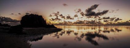 Cuoco Islands immagini stock