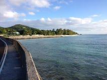 Cuoco Islands Fotografie Stock