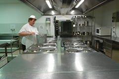 Cuoco professionista Immagine Stock