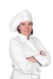 Cuoco unico Fotografie Stock