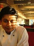 Cuoco unico Fotografia Stock Libera da Diritti