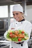 cuoco unico Fotografia Stock