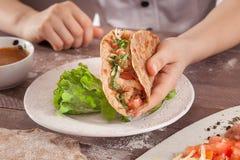 Cuoco unico disponibile di Toco fra gli ingredienti Immagine Stock Libera da Diritti