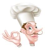 Cuoco unico Perfect Sign Fotografia Stock Libera da Diritti