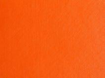 Cuoio arancio Fotografie Stock