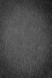 Cuoio astratto del PVC del nero Fotografie Stock Libere da Diritti