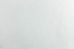Cuoio bianco Immagine Stock Libera da Diritti
