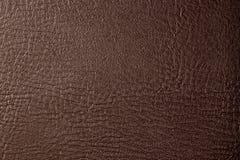 Cuoio del Brown Fotografia Stock