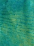 Cuoio genuino blu Immagine Stock