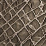 Cuoio grigio fotografie stock libere da diritti