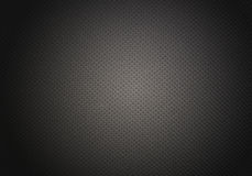 Cuoio nero per struttura dalle sedi di automobile Fotografia Stock Libera da Diritti