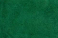 Cuoio verde Immagini Stock