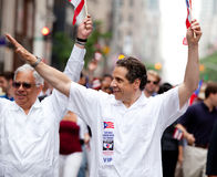 Cuomo Marches Royalty Free Stock Photo