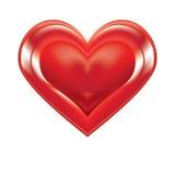 cuore Fotografia Stock