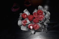 Cuore Amore bacio Astrazione Immagine Stock