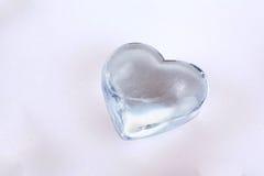 Cuore del diamante Immagini Stock