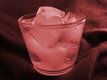 Cuore del ghiaccio Immagini Stock Libere da Diritti