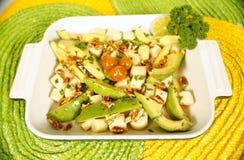 Cuore dell'insalata della palma Fotografia Stock