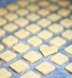 Cuore della pasticceria Fotografie Stock