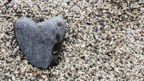 Cuore della pietra Fotografia Stock Libera da Diritti