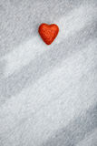 Cuore di amore Fotografia Stock