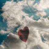 Cuore di amore Immagine Stock Libera da Diritti