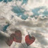 Cuore di amore Fotografia Stock Libera da Diritti