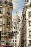 Cuore di Montmartre Fotografia Stock Libera da Diritti