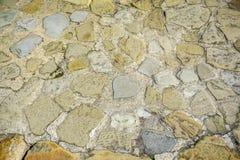 Cuore in pietra Fotografia Stock Libera da Diritti