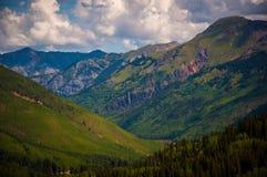 Cuore profondo della valle di Colorado del San Juans Immagini Stock Libere da Diritti