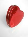 Cuore rosso Immagine Stock
