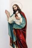 Cuore sacro di Gesù Fotografia Stock